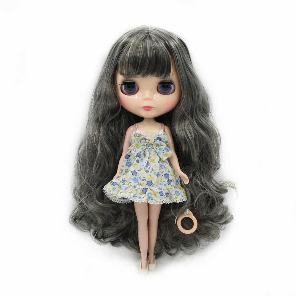 Blyth factory doll nude normal body different type fashion cute BJD dolls suitable ICY doll on sale