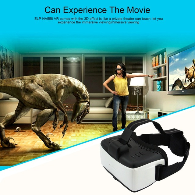 SVPRO 3d vr helmet 2GB RAM+16GB 1920*1080 wifi online watch movies play games virtual reality BOX bluetooth connected gamepad