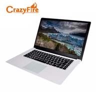CrazyFire 15 6 Inch Laptop Computer With 1 44Ghz Quad Core Cpu 4GB RAM 64GB SSD