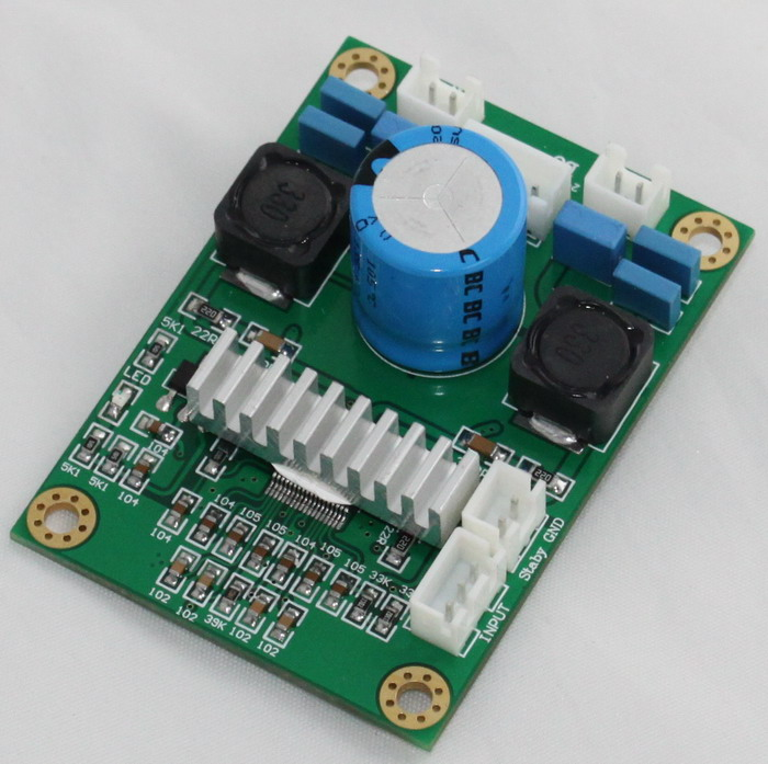 50mm Dc24v Tda7492 35w 2 Mini 2-channel Class D Digital Audio Amplifier Board 70 Humble Dc18v