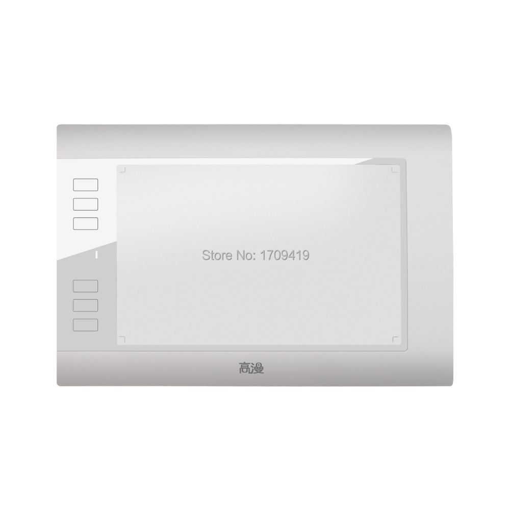 Envío gratis nuevo GAOMON 860T Tabletas digitales Tableta gráfica - Periféricos de la computadora - foto 3