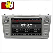 Car-styling Android 6.0 DVD Del Coche para Toyota Camry 2011 2010 2009 2008 2007 2006 PC Del Coche de Radio Estéreo Reproductor de vídeo