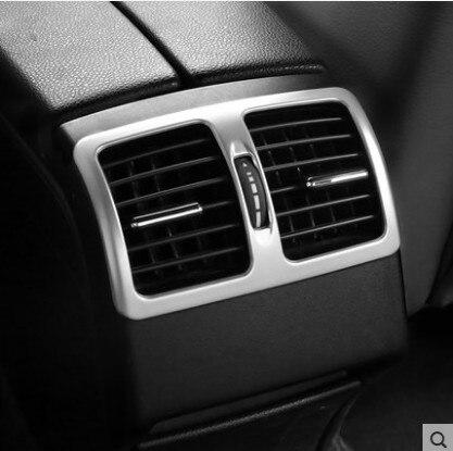 Rétroviseur intérieur de Sortie D'air de revêtement d'habillage 1 pièces Pour Benz Classe C W204 S204 2008-2013