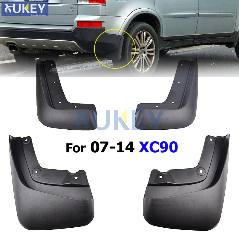 For VOLVO XC90 2007 2014 Mudflaps 2008 2009 2010 2011 2012
