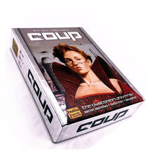 Full English version basic  COUP classic game board party cards family childrens adult educational toys