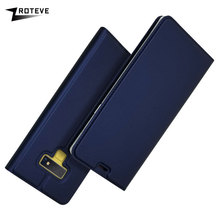 For Samsung Galaxy Note 9 8 Case Wallet Coque Stand Leather kickstand Cover 10 Plus
