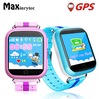 Maxinrytec GW200S GPS smart watch Q100 baby watch with Wifi GPS SOS Call Location Device Tracker for Children Kid Safe GPS Watch