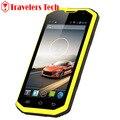 Оригинал Hummer H8 IP68 Прочный Смартфон 5.0 Дюймов MTK6572 512 МБ RAM 4 ГБ ROM Dual SIM Карты 5.0MP Android 4.4 мобильный телефон