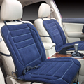 Winter Warm Car Seat Cushion Electric Heated Cushion 12V DC Car Heated Seat Cover Conjoined Supplies Blue Color Car Seat Covers