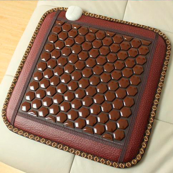 Best Selling&High Quality Electric Jade Cushion Jade Massage for Chair Used At Home and Office 45X45CM Free Shipping 10pcs lot cxa20690 cxa qfp hot sell free shipping buy it direct