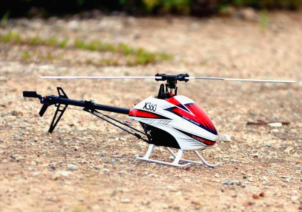 2018 The Newest ALZRC X360 FAST FBL KIT Helicopter