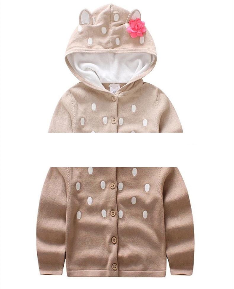 Children Kids Girls Coats Jacket Zip Thick Warm Snow Hoodie Outwear Autumn Winter Baby Infant Boys Girl Children Kids Knitted High Collar Pullovers Turtleneck Warm Thick Sweaters 12M-3T