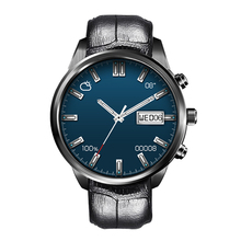 """Finow X5plus montre smart watch MTK6580 Quad core Un + 1.39 """"AMOLED 1G + 8G Bluetooth Wifi Coeur taux Smartwatch PK KW88 LEM5 montre"""