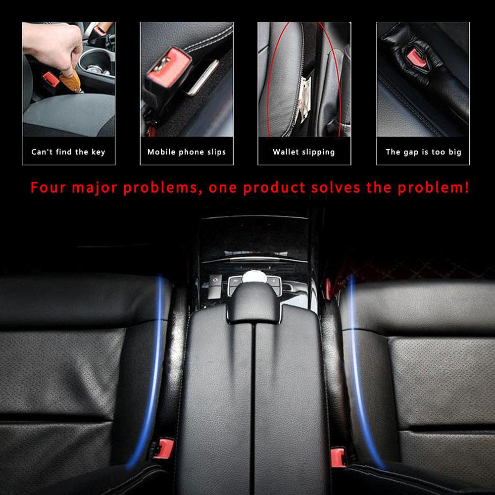 Macio Assento de Carro Gap Pad Filler