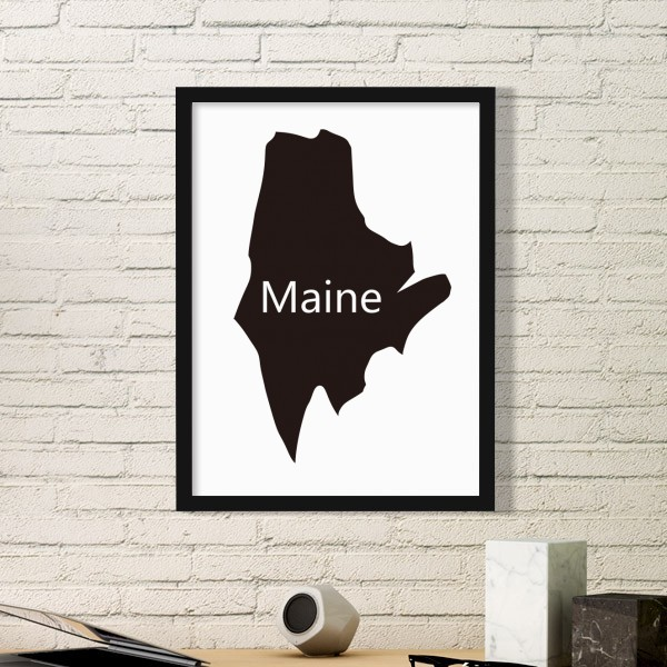 HD Decor Images » Vermont Utah United States America USA Map Stars Stripes Flag Shape     Vermont Utah United States America USA Map Stars Stripes Flag Shape Simple  Picture Frame Art Prints Paintings Home Wall Decal in Painting    Calligraphy from
