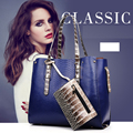 bolsos mujer de marca famosa 2017 Women bag ladies Pattern luxury Handbag Shoulder Bag Female Tote purses and handbags
