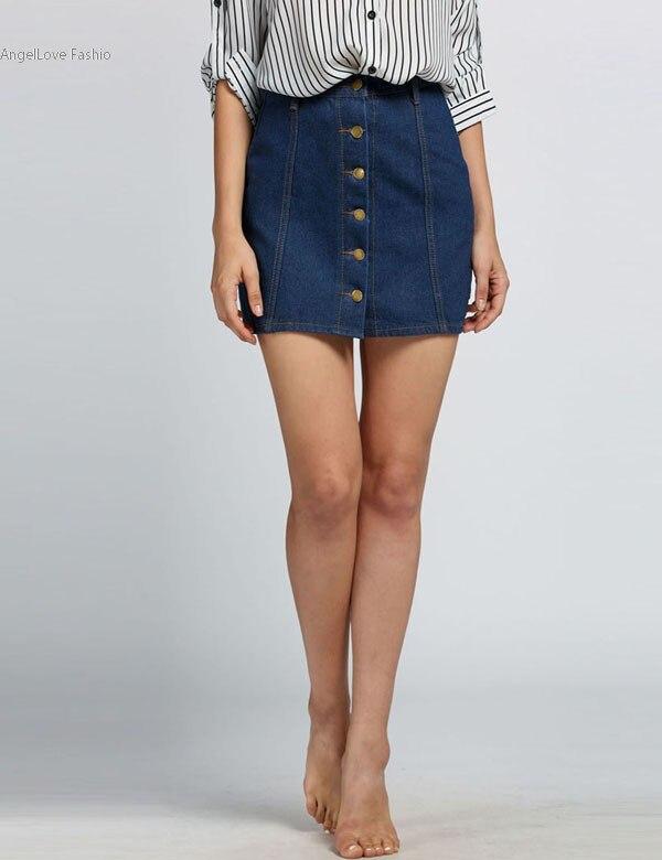 Popular Jean Pencil Skirt-Buy Cheap Jean Pencil Skirt lots from ...
