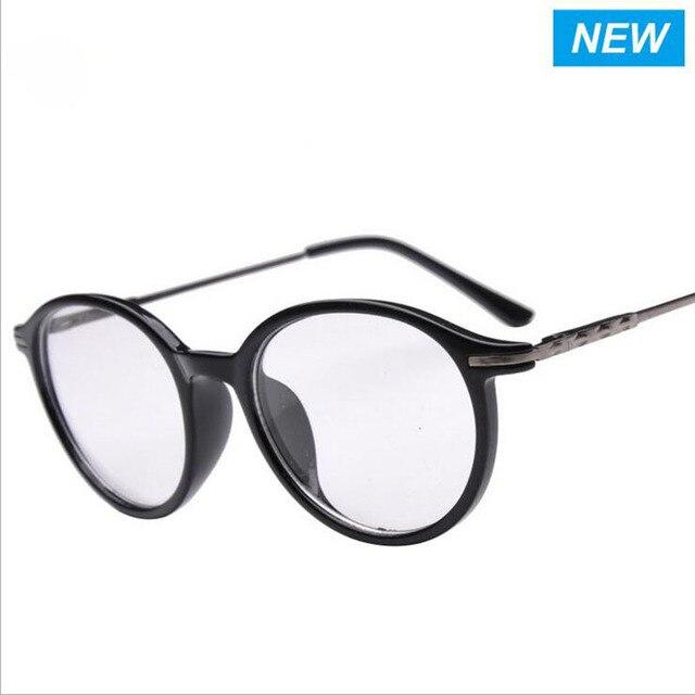 Nuevo Diseñador de la Marca Gafas Hombres Mujeres Marcos Vintage ...
