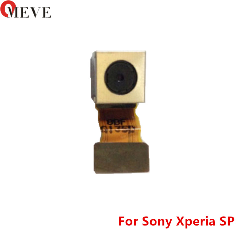 1pc  100% Guarantee High Qulity Real Camera Back Camera/cam For Sony Xperia SP C5302 C5303 M35h