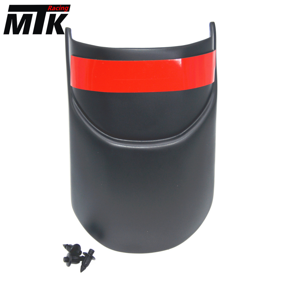 Motorcycle Front Mudguard Fender Rear Extender Extension For Honda CRF1000L 2016 2017 CRF1000 L CRF 1000L 16 17Motorcycle Front motorcycle front
