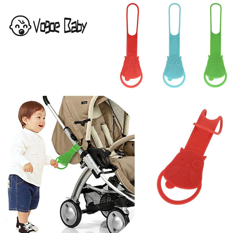 Baby Stroller Anti-lost Harness Traction Toddler With Anti-lost Walker Safety Handle 7479