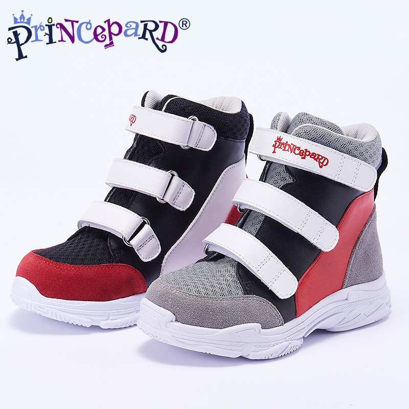 3961d89593 Princepard New orthopedic shoes for kids genuine leather sport orthopedic  sneakers for boys and girls 2018