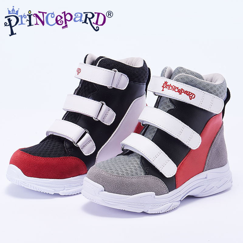 Princepard New orthopedic shoes for kids genuine leather ...Orthopedic Shoes For Kids