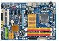 Frete grátis original motherboard para motherboard P43 Gigabyte GA-EP43-DS3L Solid-state poder LGA775 DDR2 frete grátis