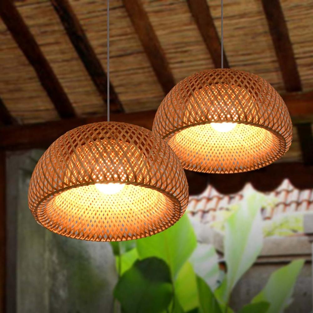 Aliexpress.com : Buy Bamboo garden creative restaurant living room ...