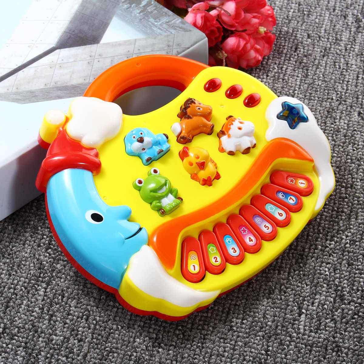 Funny-Lovely-Baby-Children-Kids-Musical-Educational-Animal-Farm-Piano-Toys-Developmental-Music-Toy-For-Children-1