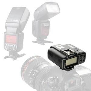 Image 5 - Godox X1T C X1T N X1T S X1T F X1T O TTL HSS 2.4G Wireless Speedlite Trigger Transmitter for Canon Nikon Sony Fujifilm Olympus