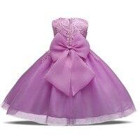 Baby Girl Dress Trẻ Em Quần Áo Bé Gái Wedding Bridal Tulle đảng Prom Gown Thiết Kế Trang Phục Chính Thức Trẻ Em Dresses Cho Em Gái Kích Thước 8
