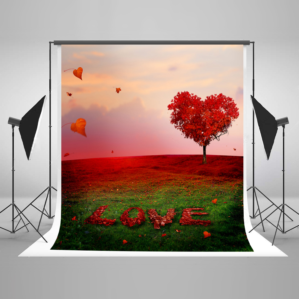 Kate 5x7ft Valentine'S Day Photo Studio Backdrop Background Wedding Photography Studio Cotton Love Photography Backdrop kate digital photography backdrop