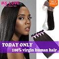 7a 360 Laço Frontal Com Feixes cabelo Humano Direto Brasileiro Virgem cabelo Fechamento Do Laço Com 2 Pacotes 360 Fechamento de Renda Frontal tecer