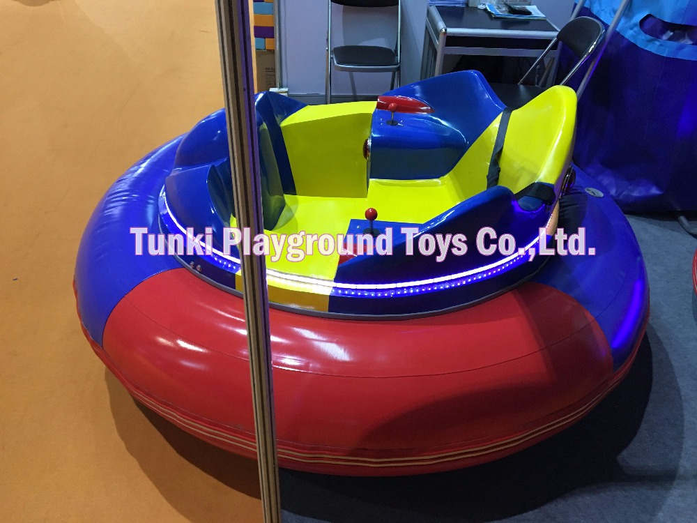 Popular Indoor Amusement/ Theme Park Electric Battery Bumper Cars For