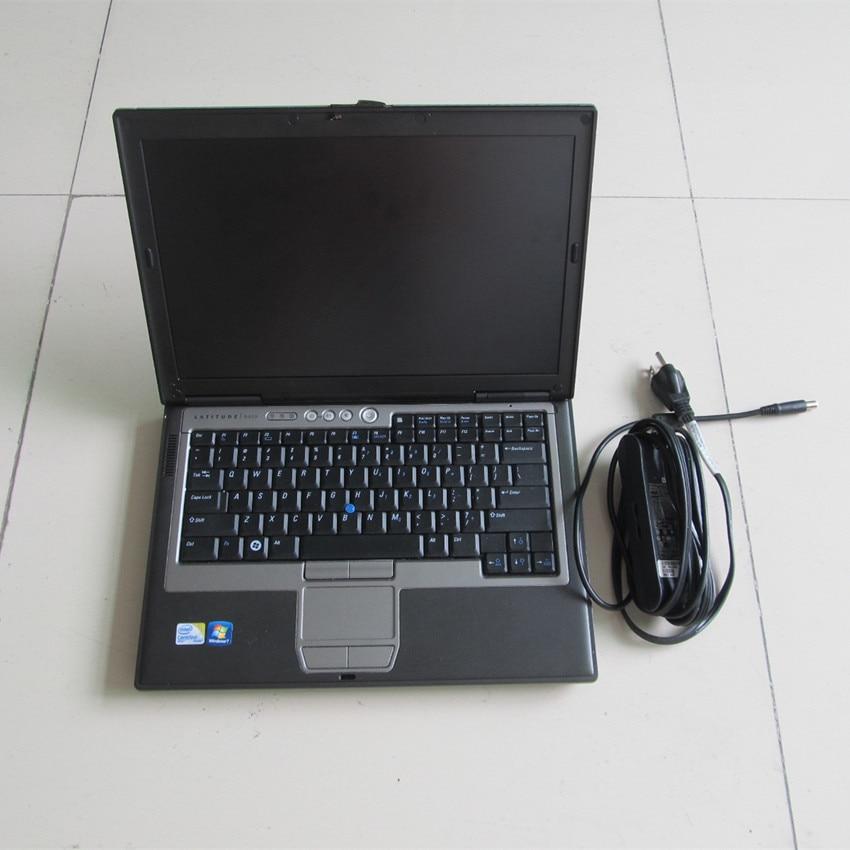 Компьютер Автомобильный диагностический сканер для dell d630 ноутбук с оперативной памятью 4g с аккумулятор может выбрать без жесткого диска ил