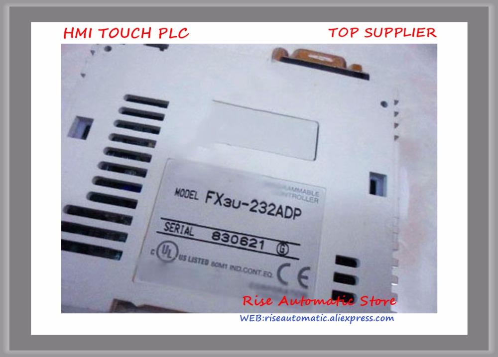 FX3U-232ADP PLC Interface module New Original new original fx3u 80mt dss plc base unit