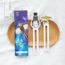 30 pcs/set Dream traveler book mark Japanese cartoon book page marker Kawaii Stationery Office School accessories FC484