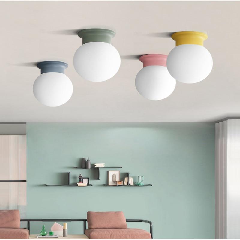 Us 20 99 16 Off Led Ceiling Spotlights For Lamps Lighting Fixtures Garland Round Gl Downlight Spotlight Modern Living Light In