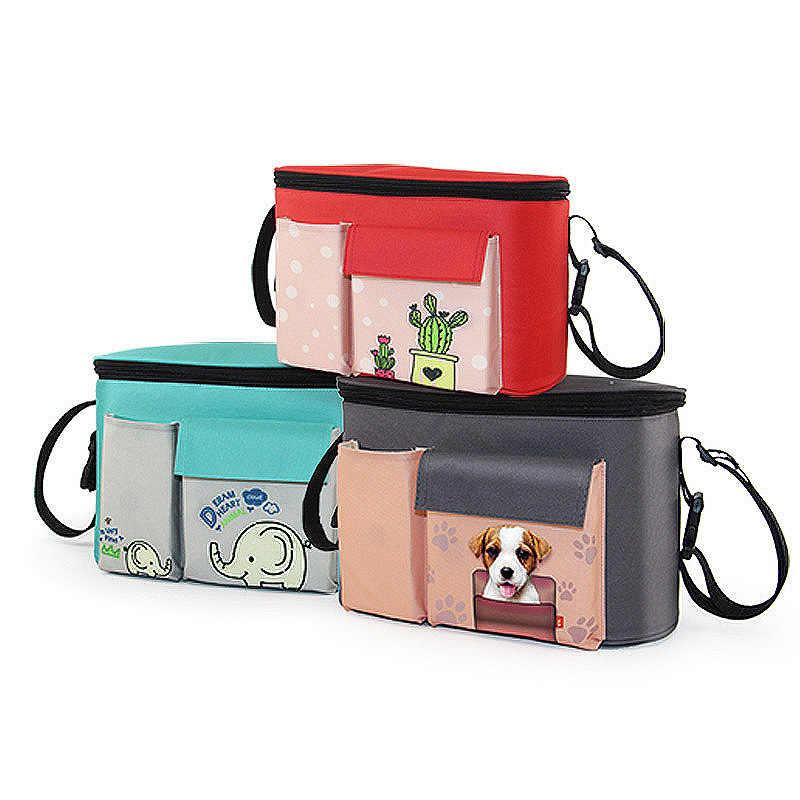 Коляска сумка для детской коляски Детская меняющая Багги бутылка для сумки Органайзер для чашки Yoya подстаканник аксессуары для коляски