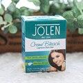 28g+7 JOLEN Hair Dye Eyebrow Bleach Cream Permenant Dyeing Eyebrow  Lightens Excess Dark Hair & Aloe Mild