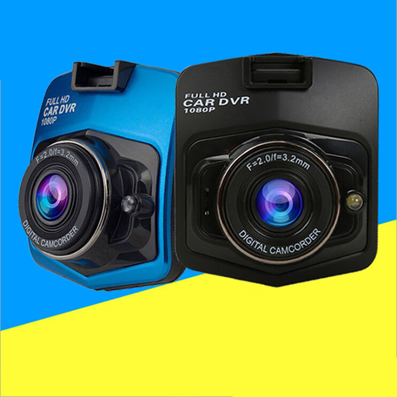 Full HD 1080P Car DVR GT300 DVRs Dual Cameras Video Recorder With Rear Night Vision Camc ...