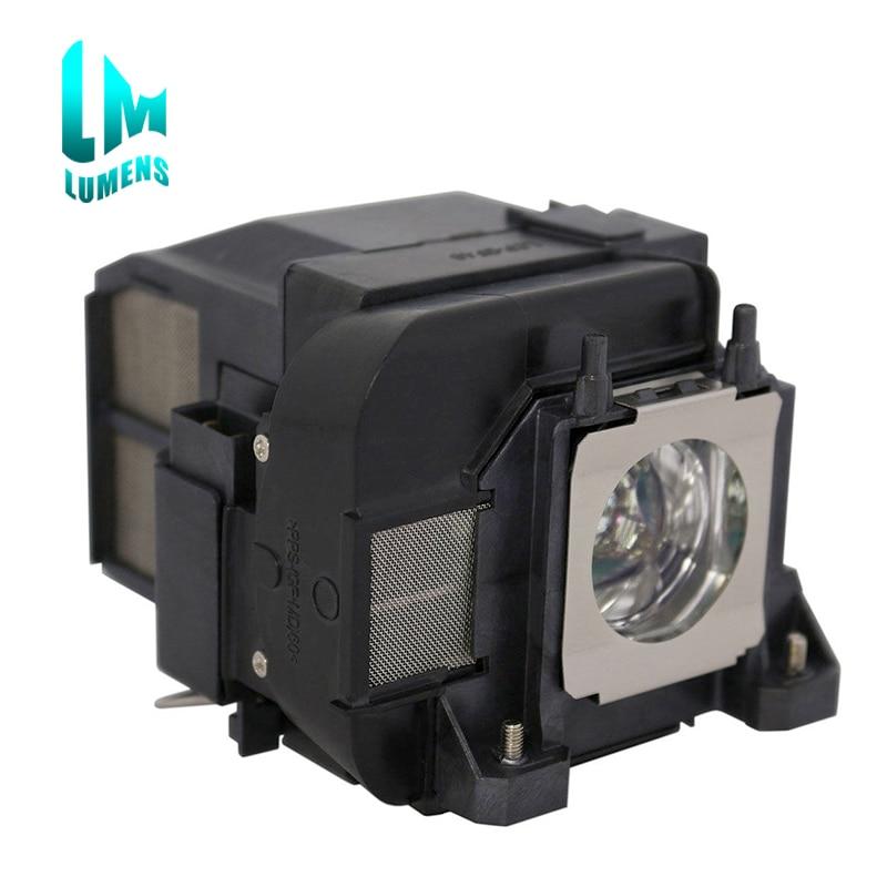 ELPLP75 V13H010L75 Compatible lamp bulb for EPSON PowerLite 1940W 1945W 1950 1955 1960 1965 EB-C760X EB-754XN EB-750X EB-1945W