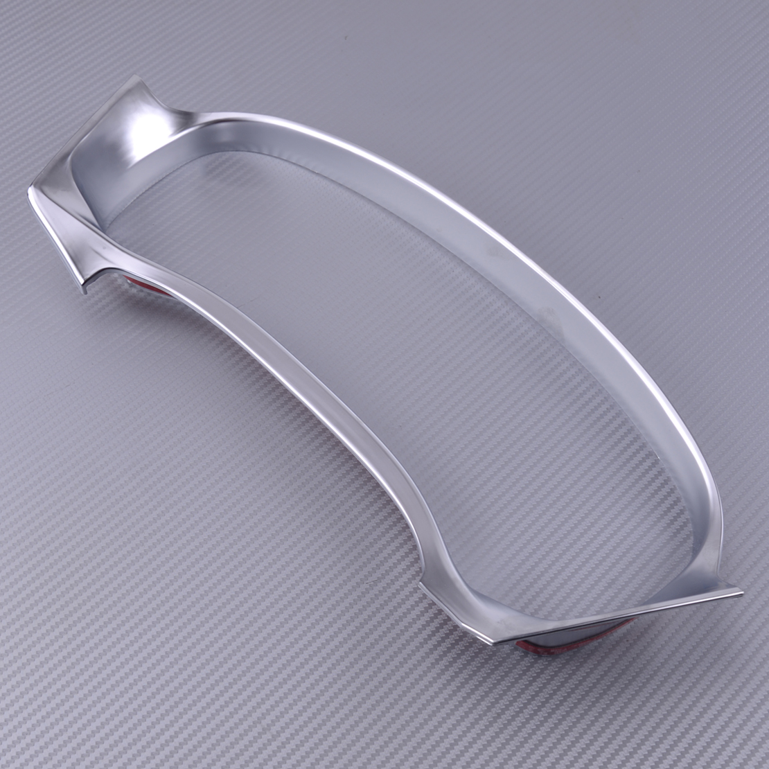 CITALL Car Dashboard Cover Decor Frame Trim ABS Chrome Fit for <font><b>BMW</b></font> <font><b>X3</b></font> <font><b>G01</b></font> <font><b>2018</b></font> image