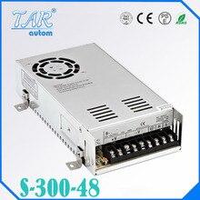 300W 6.25A 48 V Adjustable Smps Power Supply 48V Transformer 220v 110v AC to fonte 48V For Led Strip light CNC CCTV