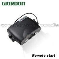 Смартфон управление Автомобильная сигнализация комплект умный пассивный автоматический центральный блокирующий телефон управление с PKE о