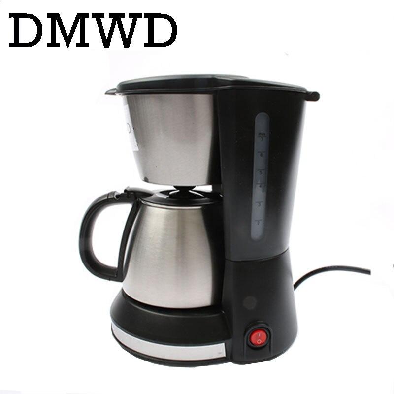 Dmwd Automatic Electric Espresso Coffee Maker Cafe Drip