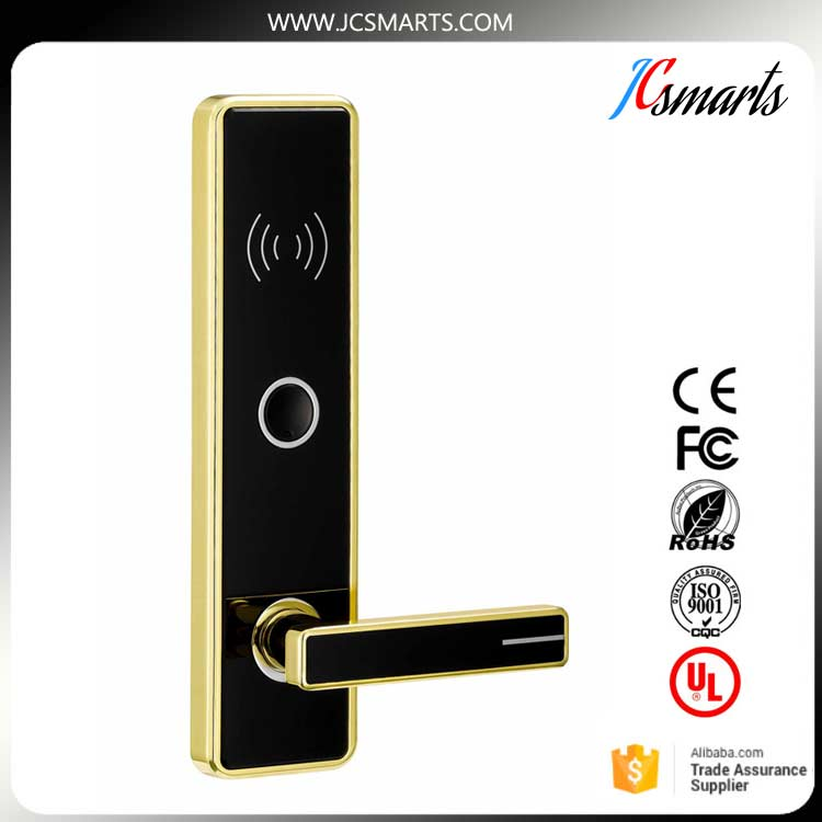 Factory direct sale Electric Hotel lock Cheaper RF card door lock factory direct sale electric hotel lock cheaper rf card door lock