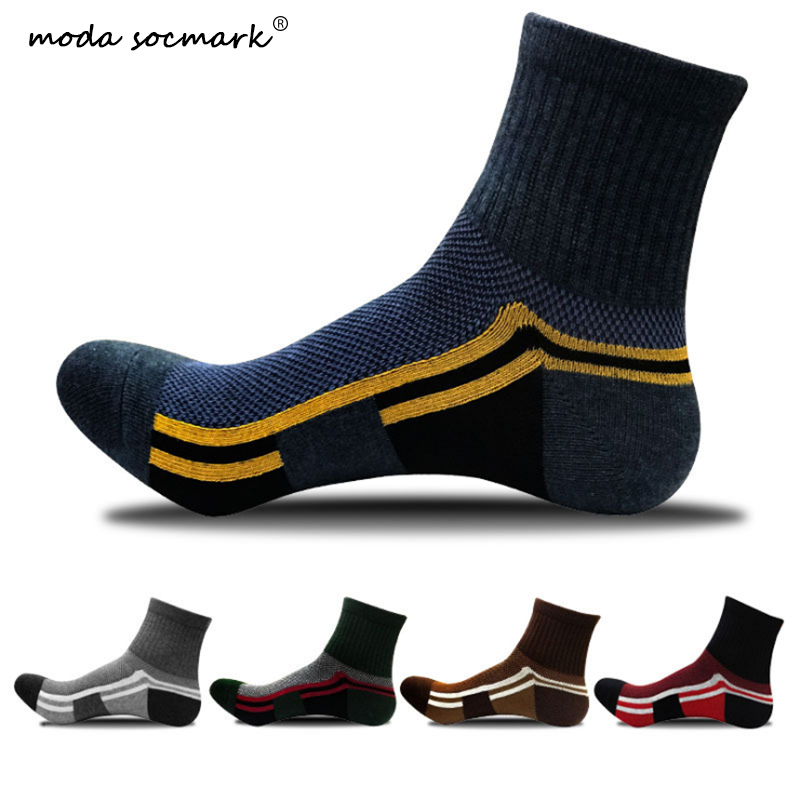 High Quality Professional Sports Socks Men Compression Socks Breathable Road Bicycle Socks Outdoor Sports Racing Cycling Socks