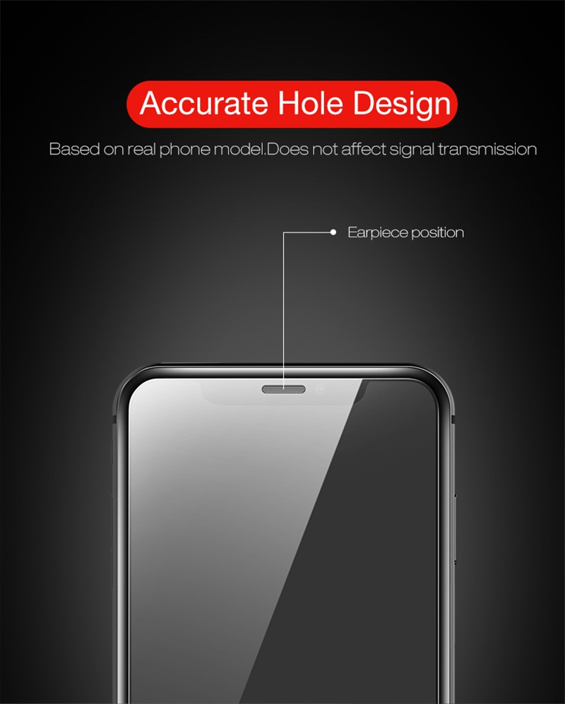 12. 2.5D glass for iphone 9